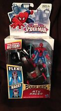 Marvel Ultimate Spider-Man Power Webs ATV Racer - NIP