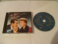 AN AFFAIR TO REMEMBER -SOUNDTRACK -15 TRACK cd-1993 Ex