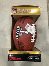 Seahawks Fans! Authentic Sb Xlvii Game Ball