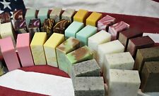 You Pick 5(five) Bars Dixie Bend Handmade Soaps Dozens of Varieties & Fragrances