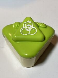 LeapFrog Tea Party Replacement Apple Green Cake Piece Toy Food Pretend Triangle