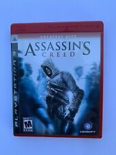 Assassin's Creed II (2) - Playstation 3 PS3 Complete w/ Manual CIB
