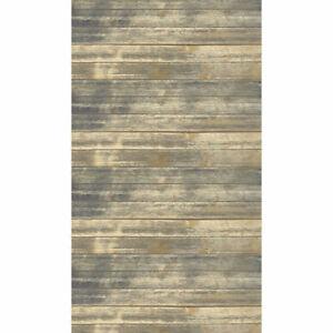 """Ella Bella Photography Backdrop Paper, Rustic Wood 2509, 48"""" X 12', 1 Roll"""