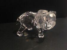 SWAROVSKI Crystal Piccolo Elefante 674587 ritirato Inscatolato Nuovo
