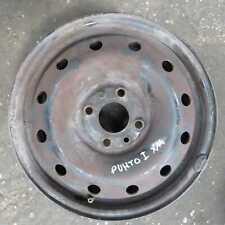 Cerchio in ferro Fiat Punto Mk1 176 1993-1999 5JX14 4X98 ET48 usato (53737)