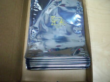 """Box of 100 ESD Anti-Static Shield Bags, 7"""" x 11"""", Open-Top"""