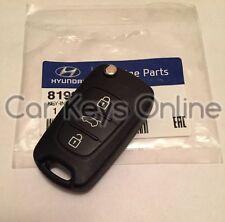 Genuine Hyundai i30 Remote Key Cut to Your Car - 95430-2L600 (2007 - 2012)