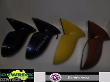 COMMODORE VT - VX RIGHT HAND ELECTRIC DOOR MIRRORS MANY COLOURS