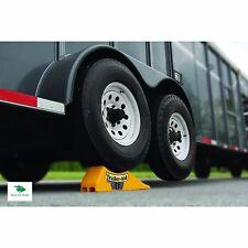 Tandem Wheel Changing Ramp Tire Trailer Aid Wheel Jack Repair Camper Black