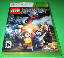 LEGO The Hobbit Microsoft Xbox 360 *Factory Sealed! *Free Shipping!