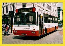 Birmingham Bus Photo ~ Diamond 622: N814WGR: 1996 Gateshead Plaxton Volvo B10B