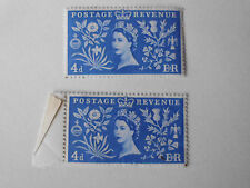 Job lot of pre decimal english stamps