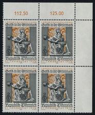 Austria 1081 TR Block MNH Admont Pieta, Gothic Art