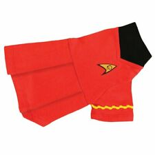 Star Trek Uhura Uniform Dog Dress Large