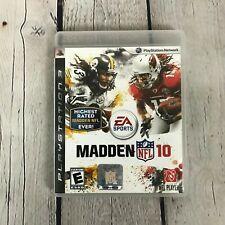 Madden 2010 NFL (Complete), Playstation 3, PS3
