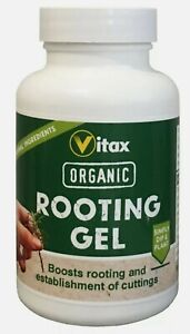 VITAX Organic Rooting Gel 150ml - Boosts rooting and establishment of cuttings