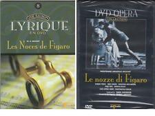 DVD NEUF OPERA LE NOZZE DI FIGARO/LES NOCES DE FIGARO AMADEUS MOZART