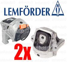 Lemforder  Left & Right Motor Mount's Audi A4 A4 Quattro A5 A5 Quattro New