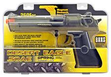 Desert Eagle .50 AE Spring Powered Airsoft Handgun 260fps 190 Round Mag 090103-W
