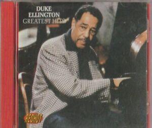 C.D.MUSIC I371    DUKE ELLINGTON  GREATEST HITS