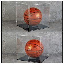 New 11.8x11.8x11.8inch Acrylic Basketball Display Box Cases