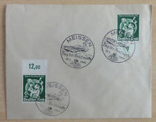 III. Reich:Briefumschlag mit Sonderstempel Tag der Briefmarke 1941,Meissen