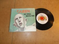 QUEEN - WE WILL ROCK YOU - WE ARE THE CHAMPIONS / LISTEN - POP