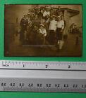 Vintage photo USSR WW2 Danube Flotilla Crew of the monitor Naval Fleet (1918)