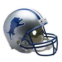 DETROIT LIONS 83-02 THROWBACK NFL FULL SIZE REPLICA FOOTBALL HELMET