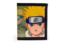 Naruto PU Leather Wallet / Uzumaki Naruto (NAO-B1A)