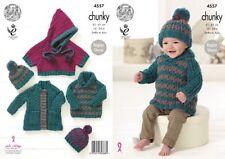 Girls Baby Items Crocheting & Knitting Patterns Chunky