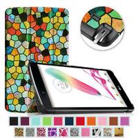 For LG G Pad F 8.0 V495 V496 V498 UK495 SlimShell Case Lightweight Stand Cover