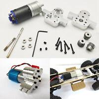 WPL 4WD 6WD RC Car Crawler Special Metal Box w/ Motor Accessories DIY Model Toy
