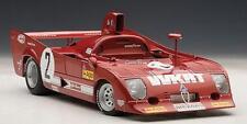 ALFA ROMEO 33TT 12 1000KM MONZA WINNER 1975 MERZARIO LAFITTE #2 AUTOart ROSSO 1: