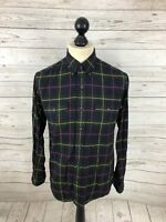 RALPH LAUREN Shirt - Size Small - Check - Great Condition - Men's