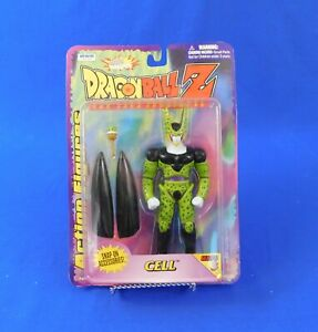 Cell Action Figure Dragon Ball Z Series 3 1999 Irwin Toys New on Card