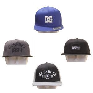 Dc Shoes Fellis M Hat Mens Textille Fabric Cap Size One Size
