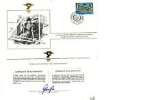 TIMBRE STAMP 1 FDC AVION HISTOIRE DE L' AVIATION FEDERATION AERONAUTIQUE CHYPRE