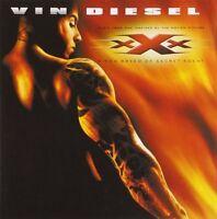 X X X (2002) Rammstein, Drowning Pool, Hatebreed, Moby.. [CD]