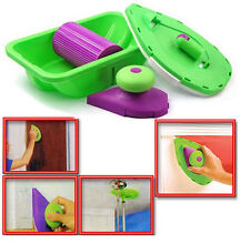 Paint Pad Pro GEM PAINTING TOOL Paint Roller and Tray Set Painting Brush Point W