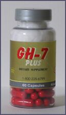 GH-7 PLUS ANTI-AGING CELL RESTORE FEEL GOOD FORM. - 60 Cap - DOUBLE POWER GH7!