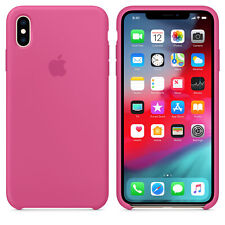 Apple iPhone XS Max Silicone Case. Genuine Apple . All Colour, 14 Days USED RETU