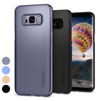 Spigen® Samsung Galaxy S8 [Thin Fit] Ultra Slim Fit Lightweight PC Case Cover