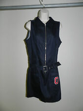 Meesh & Mia Dress Medium Womens OSU Team Sprit Blue Wash NWT $74