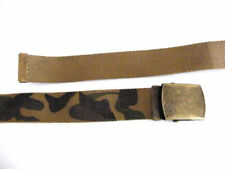 Military & Weaponry Unbranded Belts for Men