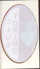 adesivo stickers TORINO CLUB   completo di velina