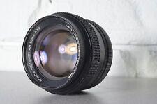 Konica Hexanon AR 50mm F1.4 Lens for Konica AR mount