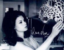 Lana Wood Signed 8x10 photo Autographed COA Aworld  Bond Girl  Plenty O'toole