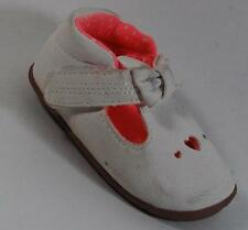 NEW Girl's Toddler's CARTER'S BECCA White Mary Janes Flat  Dress Shoes SZ 3