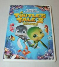 A Turtle's Tale 2 Sammy's Escape From Paradise DVD Widescreen